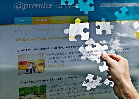 @prender junto a vos - Portal Aprender | Las TIC y la Educación | Scoop.it