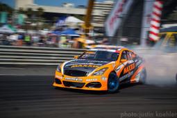Formula D Long Beach 2015 // Justin Kaehler | Tuner Cars | Scoop.it