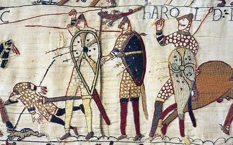 Battle of Hastings 'fought at site of mini roundabout' - Telegraph | Teaching history and archaeology to kids | Scoop.it