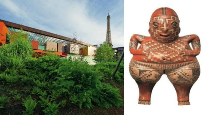Record au Quai Branly: près de 35.000 visiteurs en un week-end | Le Figaro | À la une | Scoop.it