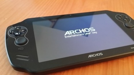 Test : Archos GamePad 2 | [OH]-NEWS | Scoop.it