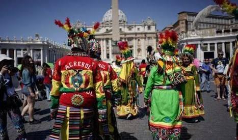 Papa Francisco dará atención especial a culturas indígenas - Diario El Universo | Espacios Multiactorales | Scoop.it