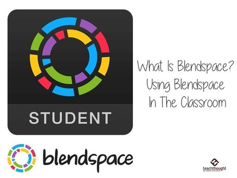 What Is Blendspace? - | Web tools to support inquiry based learning | Scoop.it