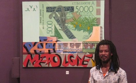 L'art de la rue d'un faux naïf burkinabé - ladepeche.fr   Reg'Art Metis   Scoop.it