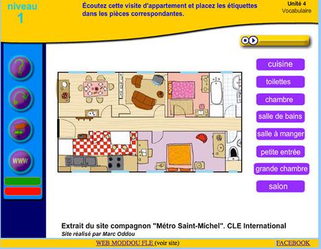 L'appartement | Conny - Français | Scoop.it