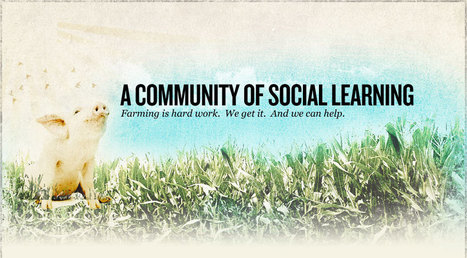 Great social media site example for Alberta - FarmOn.com - we're bringin' farming back | MILE HIGH Social Media | Scoop.it