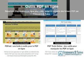 Elink.io : un service en ligne pour partager des listes de liens ~ Freewares & Tutos | François MAGNAN  Formateur Consultant | Scoop.it