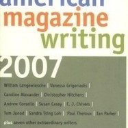 The Best American Magazine Writing 2007 | Authorship | Scoop.it