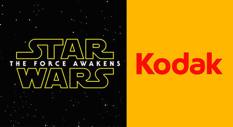 'Star Wars: The Force Awakens' Was Shot on Film, and Kodak May Be Profitable in 2016   L'actualité de l'argentique   Scoop.it