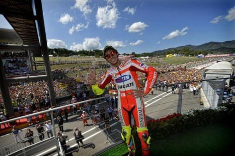 Twitter / GigiSoldano: Mugello 2012_Un podio speciale.... | Ductalk Ducati News | Scoop.it