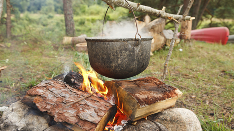 Stone Age Stew? Soup Making May Be Older Than We'd Thought : NPR | Local Food Systems | Scoop.it