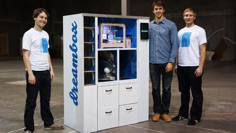3D Printing Coming to Vending Machine Near You | The 3DP Report | Scoop.it