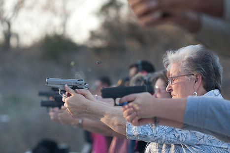 Texas Teachers Take Handgun Training - Prime Collective | Photography Collective | Scoop.it