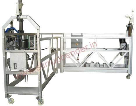 Specialist in Suspended or Hanging platforms | Stirrup Bender Machine | Scoop.it