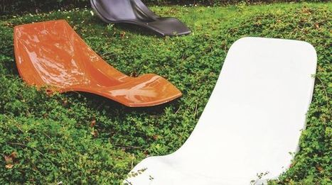 Meuble design : histoire de la chaise longue Eurolax R1 | Ameublement | Scoop.it