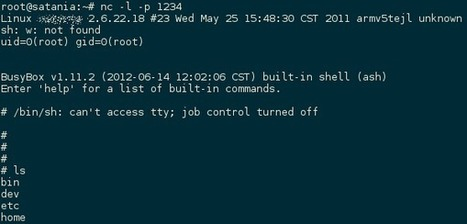 How did I get a root shell in my NAS, 0day insi... | infosec | Scoop.it