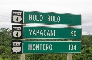 Bolivia | Hay interés en ferrovía Bulo Bulo−Montero | Noticias-Ferroviarias Español | Scoop.it