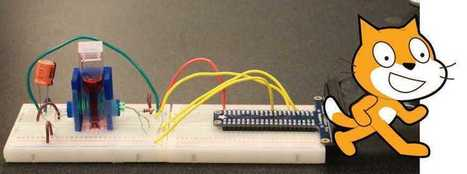Building an instrument with Scratch | Arduino, Netduino, Rasperry Pi! | Scoop.it