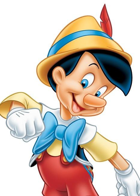 Cuento:Pinocho | Aprendizaje Y Apoyo Escolar fuera del Aula | Scoop.it