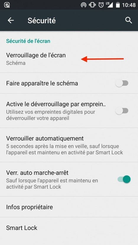C'est le moment de chiffrer votre téléphone Android - Korben | giulian | Scoop.it