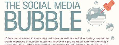 Social Media is a Tech Bubble – Signs [Infographic] | sabkarsocialmediaInfographics | Scoop.it