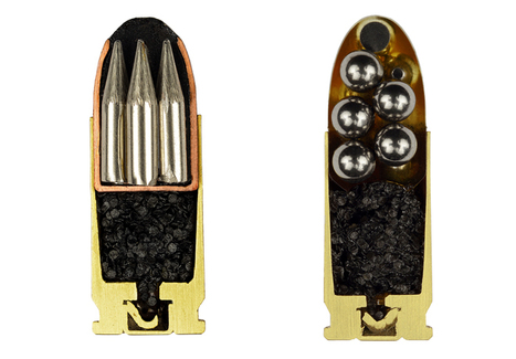 Look at These Amazing Cross Sections of Bullets | Wired Design | Random Ephemera | Scoop.it