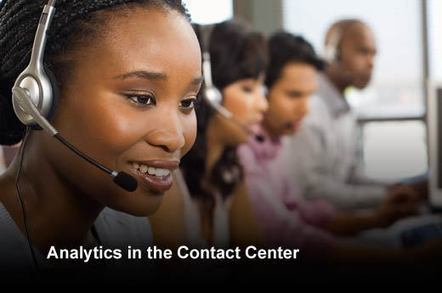 Five Ways Contact Centers Use Analytics to Make Smarter Business Decisions - IT Business Edge | Contact Center Technology | Scoop.it