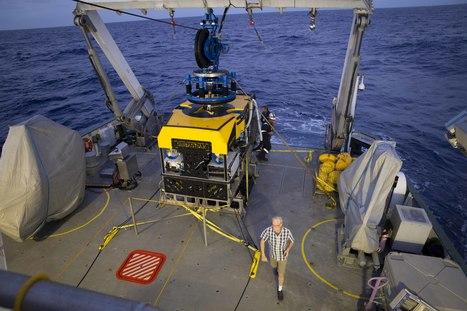 Return to Daikoku - Schmidt Ocean Institute | Marine Mineral Resources | Scoop.it