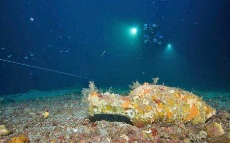 Greek shipwreck discovered near Aeolian Islands | Monde antique | Scoop.it