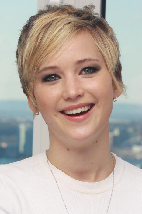 Short Hairstyles   Hair & Beauty Galleries   Marie Claire   hairstyles   Scoop.it