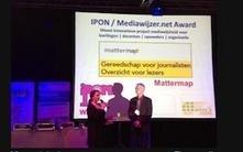Mattermap wint IPON Mediawijzer.net Award | Media Literacy | Scoop.it