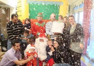 Festa di Natale a Casa Ronald Palidoro   SOS-TAC Palidoro   Scoop.it