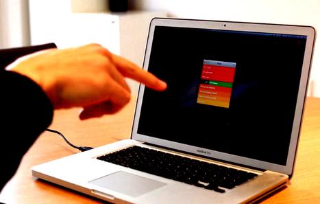 Influencia - Innovations - Leap Motion Controller : le gadget qui fait de la main une télécommande   Book - Articles de presse   Scoop.it