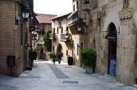 Poble Espanyol – the Spanish town in Barcelona ... | Barcelona - the perfect place for conventions, incentives and events | Scoop.it