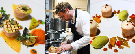 Rencontre avec Arnaud Donckele- | Gastronomie Française 2.0 | Scoop.it