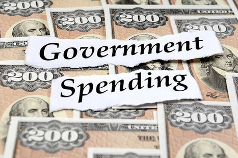 The U.S. National Spending And Debt | Economics | Scoop.it