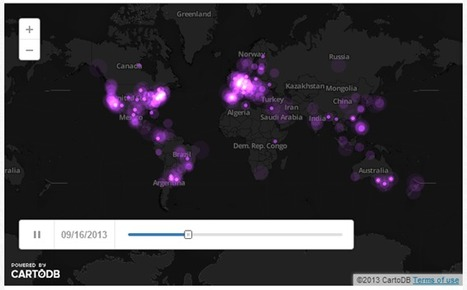 Un vistazo a...                                                  las 10 tendencias de futuro en GIS | Geographic Information System | Scoop.it
