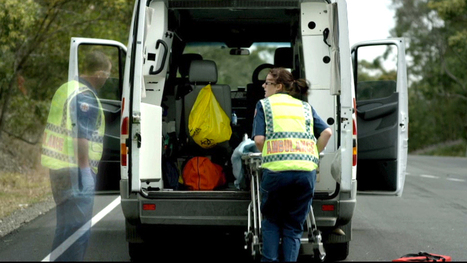 The ad we didn't want to make | OHS for Paramedics we keep you safe, but are we? | Scoop.it