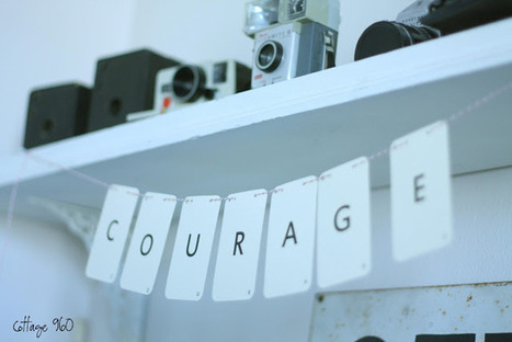 The Agile Coach on Courage   Agile Everything   Scoop.it