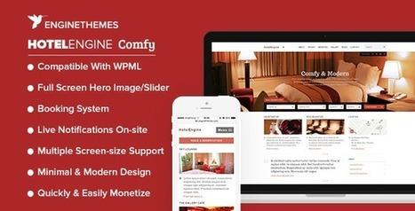HotelEngine Comfy | wp theme | Scoop.it