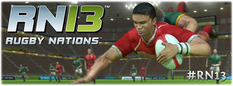 Rugby Nations 13 v1.0.0 - Free APK Android Games | Android n Games | Scoop.it