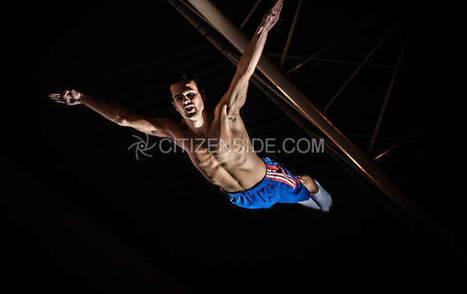 Bois-Colombes : La Nuit des Etoiles, spectacle de gymnastique acrobatique   Art photography   Scoop.it