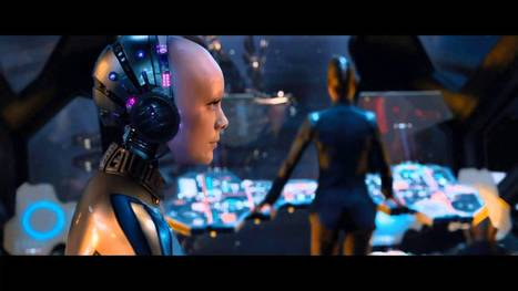 Jupiter Ascending - Trailer  for New Wachowski film! Sean Bean, Channing Tatum, & Mila Kunis. Official Warner Bros. | Tracking Transmedia | Scoop.it