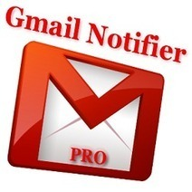 Gmail Notifier Pro 5.2.1 Multilingual + Portable | MYB Softwares | MYB Softwares, Games | Scoop.it