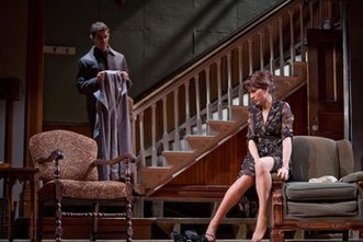 """Ruth in """"The Homecoming""""   A B S U R D   Pinter's The Homecoming   Scoop.it"""