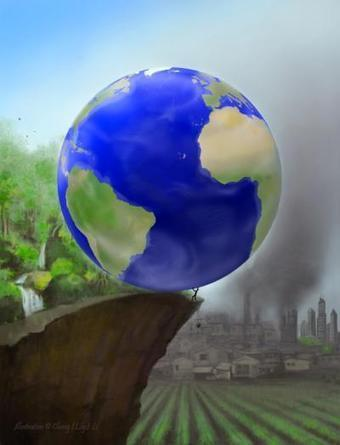Irreversible tipping point for Earth approaching fast - Sweeping Scientific and UN Study | Biodiversity IS Life -- Conservation,Ecosystems,Wildlife,Rivers,Water,Forests | Scoop.it