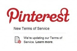 Will the Pinterest TOS-Tweaks Pin Down Copyright Concerns? | Splash Media | K-12 Copyright Resources | Scoop.it