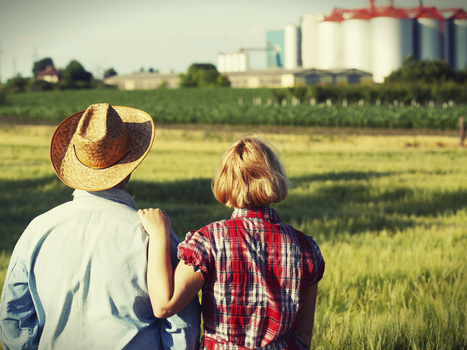 Future Farms Of America Might Not Include Much Family : NPR   AP HUMAN GEOGRAPHY DIGITAL  STUDY: MIKE BUSARELLO   Scoop.it