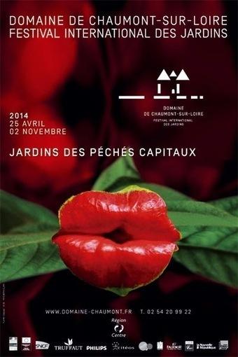 La Fabrique à Déco: Festival international des jardins de Chaumont-sur-Loire | L'agenda Déco - architecture | Scoop.it