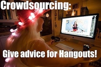 Crowdsourcing your tips for Google+ Hangout newbies: | GooglePlus Expertise | Scoop.it